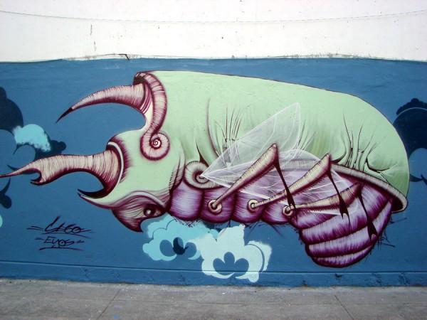 sego ovbal streetart