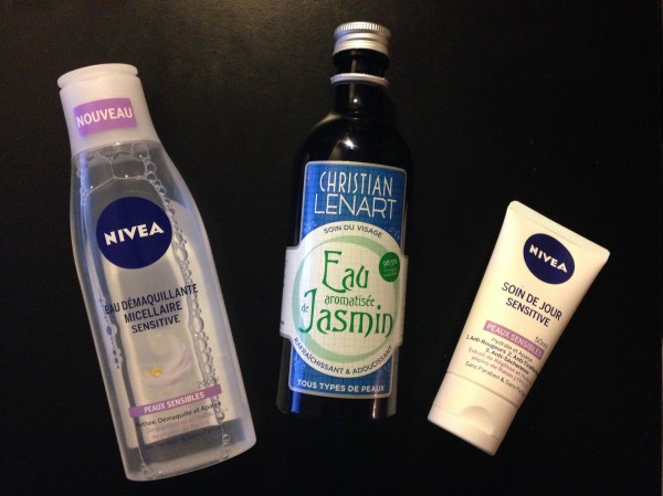 Nivea Sensitive Christian Lenart