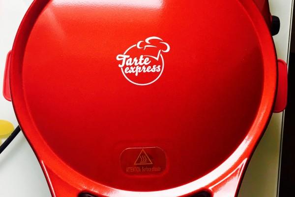 Appareil et livret de recettes Tarte express