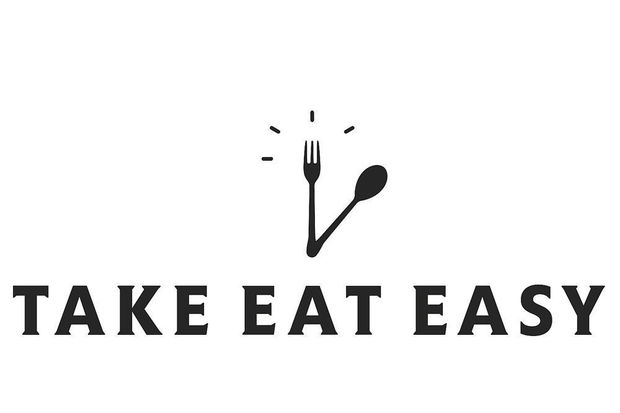 Take eat easy : livreur de restos trendy